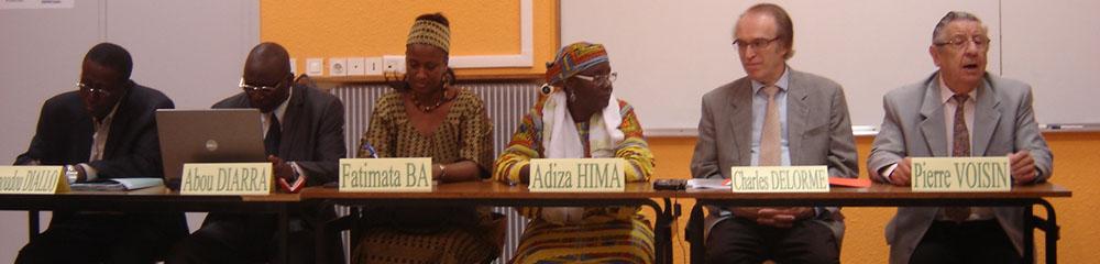Symposium : l'éducation au développement